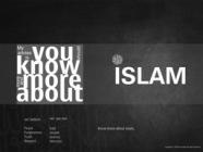 Несколько конкретных ответов критикам Ислама