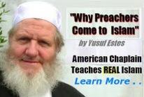 Христианский священник Юсуф Эстес принял Ислам