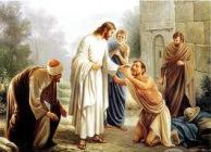 Библия отрицает божественную сущность Иисуса