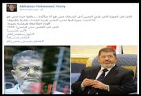 شيماء محمد مرسي: هذا ليس أبي الرئيس