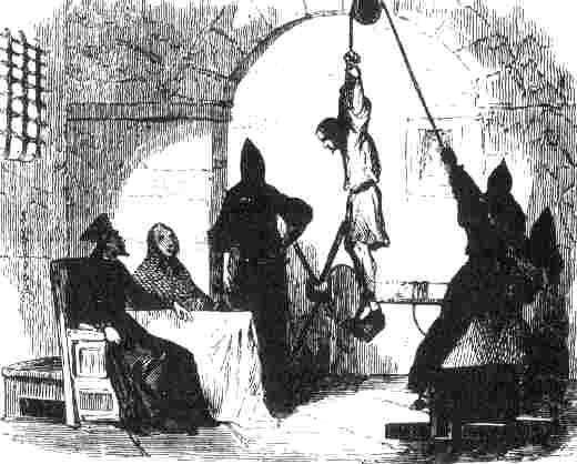 Православная инквизиция на Руси