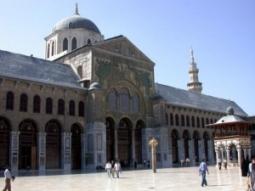 Мечеть Омейядов - большая мечеть Дамаска, ранее была языческим храмом, а затем церковью